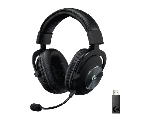 Logitech G PRO X Wireless LIGHTSPEED Gaming Headset